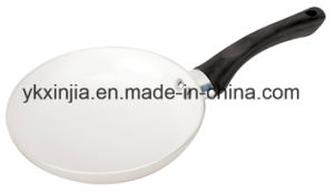 Aluminum Ceramic Non-Stick Laser Printing Fry Pan Cookware pictures & photos