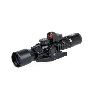Hunting 3-9X40firf Rifle Scope with Tactical Mini Red DOT Sight pictures & photos