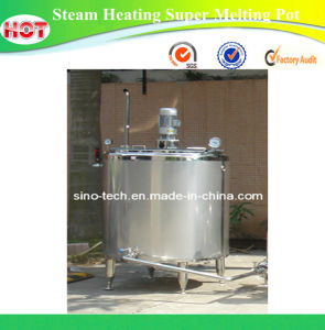 Steam Heating Suger Melting Pot/Tank pictures & photos