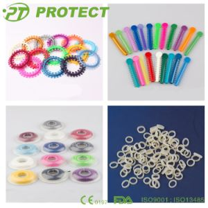 Protect Orthodontic Dental Elastic O Ring for Sale pictures & photos
