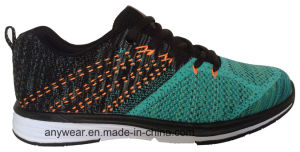 Men Athletic Gym Sports Running Shoes Flyknit Footwear (816-7931) pictures & photos