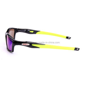 Newest Style Removable Temple Full Frame Mirror Len Sunglasses pictures & photos