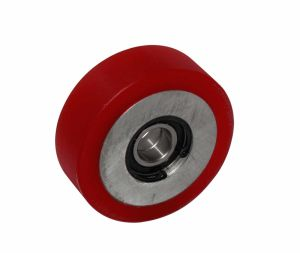 Escalator Parts: Escalator Rollers and Wheels