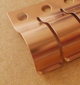 Berllium Copper EMC Contacts