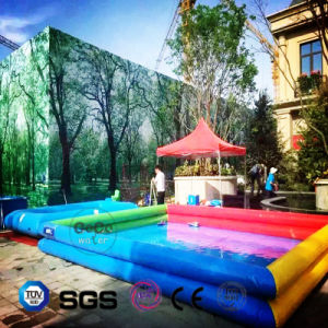 Inflatable PVC Pool/Swimming Pool LG8096 pictures & photos