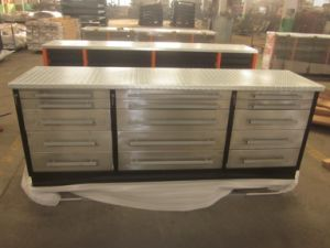Heavy Duty Canada USA Drawer Steel Metal Garage Workshop Tool Storage Work Bench pictures & photos