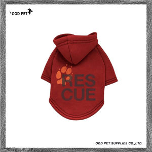 Rescue Me Pet Clothes Dog Hoodie (SPH6010) pictures & photos