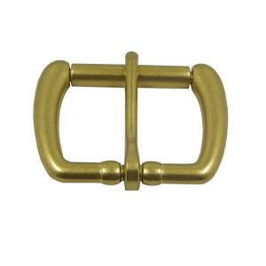 Zinc Alloy Diecasting Pin Buckle in Oeb Color pictures & photos