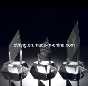 Kingston Tower Deluxe Crystal Award pictures & photos