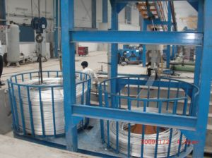 Sh2500/9.5-255/ 14 Aluminum (Alloy) Rod Continuous Casting and Rolling Line pictures & photos
