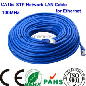 RoHS 1000Mbps Cat5e STP Network LAN Cable for Ethernet (SY118) pictures & photos