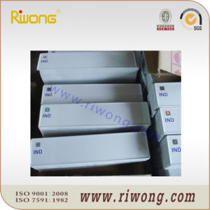 Ind Blank Aluminum Number Plate pictures & photos
