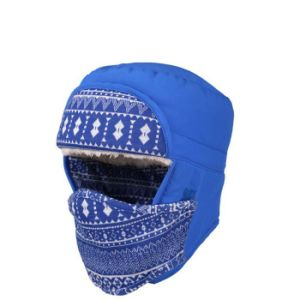 Outdoor Windproof Thick Warm Winter Snow Hat with Face Mask pictures & photos