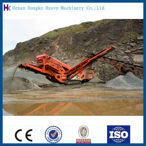 New Design Portable Stone Crusher Plant Manufacturer pictures & photos