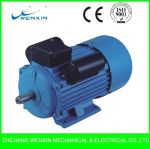 Yc Series Single-Phase Asynchronous Motors / Electric Motors pictures & photos