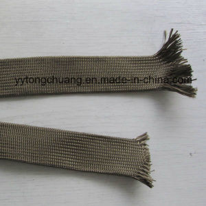 Basalt Rock Fiber Heat Resistant Sleeving pictures & photos