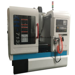 Cheap Economic Vertical Machining Center (XH7132A) pictures & photos
