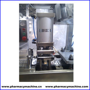 DPB-80 Small Automatic Tablet Capsule Blister Packing Machine pictures & photos
