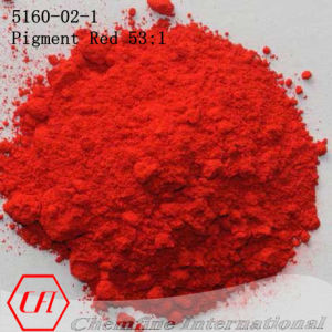 Pigment & Dyestuff [5160-02-1] Pigment Red 53: 1 pictures & photos