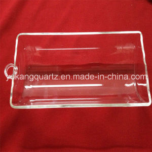High Purity Quartz Boat for Solar and Semiconductor (unimin material) pictures & photos