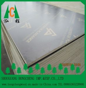 Film Faced Plywood for Construction From Hongcheng pictures & photos