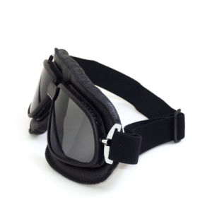 Tinted Motocross Safety ATV Goggles for Dirt Bike Riding pictures & photos