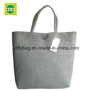 2mm Felt Tote Bag for Promotion (FLYMCY10086) pictures & photos