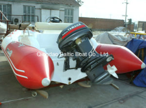 Rigid PVC Inflatable Boat Motors Rib 470 Ce pictures & photos