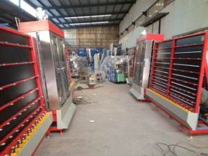 Vertical Low-E Insulating Glass Washing and Drying Machine pictures & photos