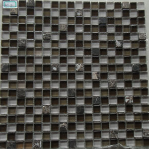 2015 Iridescent Foshan Mosaic Art Bathroom pictures & photos