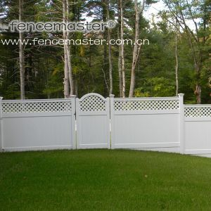 Plastic Fence for Canada Market pictures & photos