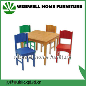 Solid Wood Nursery School Furniture (W-G-1078) pictures & photos