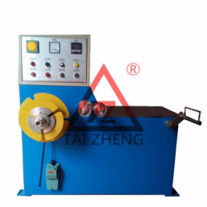 Finished Cable Bobbin Coil Winding Machine pictures & photos