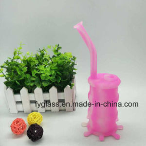 Hot Silicone Smoking Water Pipe pictures & photos