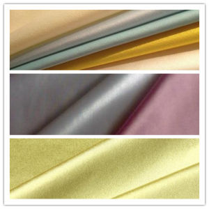 Hot Selling Spandex Satin Fabric for Garments pictures & photos