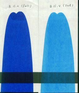 Pigment Blue 15: 4 CAS No. 147-14-8 Phthalocyanine Blue pictures & photos