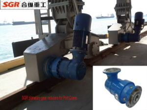 Foot Mounted Planetary Gearbox with Solid Shaft pictures & photos