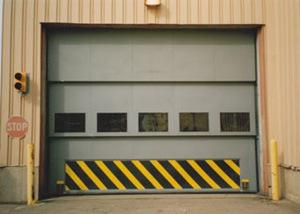 Counter-Weight Lifting Industrial Door pictures & photos