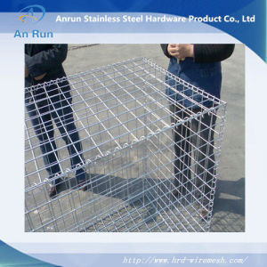 Sale Welded Gabion Stone Basket Factory pictures & photos