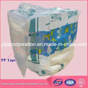 Baby Care Brand Diaper Sweety with PP Tape pictures & photos