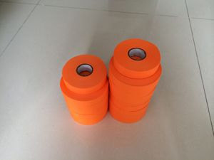 PVC Warning Tape with Flo Orange pictures & photos