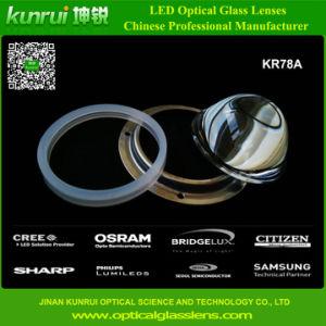 78mm LED Optical Glass Lens LED High Bay Light (KR78A)