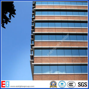 Low-E Reflective Glass/ Low E Coated Glass for Window pictures & photos