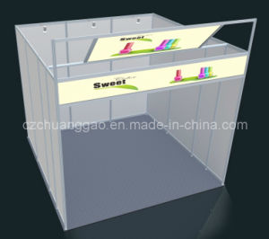 3*3m Customized Exhibition Booth for Exhibition Show pictures & photos