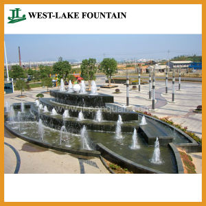 Landscape Garden Water Fountain for Railway Station Square pictures & photos