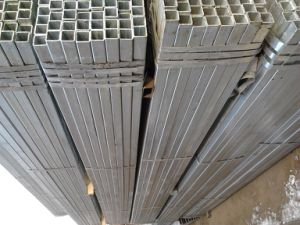 Construction Galvanized Steel Pipe Scaffolding Q345 Steel Pipe pictures & photos
