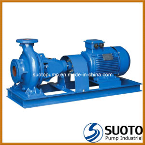 Single Stage Horizontal End Suction Pump pictures & photos