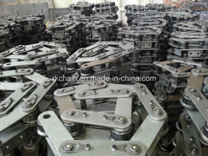 Industrial Steel Roller Conveyor Chain with Special Attachment pictures & photos