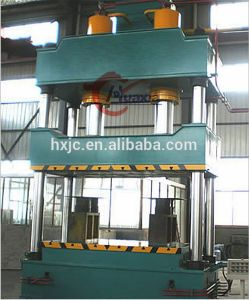 Hydraulic Press for Door Embossing Machine, Hydraulic Press with Four Pillar pictures & photos