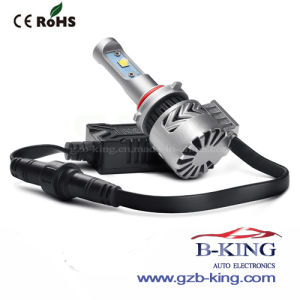 Low Beam 6000lm 6500K CREE-Xhp50 Auto LED Headlight pictures & photos